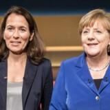 I 2015 interviewede tv-værten Anne Will den tyske kansler Angela Merkel. Nu anklages Anne Will for at stille sit talkshow til rådighed for islamistisk propaganda.