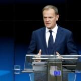 Polens anklagemyndighed indkalder EU-præsident Donald Tusk til afhøring 15. marts, skriver nyhedsbureauet Reuters.