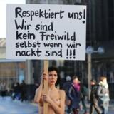 De alvorlige hændelser i Køln har givet anledning til nye protester mod indvandringen over hele Tyskland