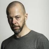 Niels Lyngsø fotograferet af Søren Bidstrup.