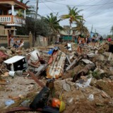 »Det her kommer til at tage år. Vi skal til at genopbygge hele øen, hele økonomien,« siger det tidligere medlem af det lokale parlament, Trevor Walker.