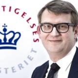 Beskæftigelsesminister Troels Lund Poulsen