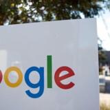 Google bliver nu også undersøgt for konkurrenceforvridning i USA, ligesom det granskes, om internetgiganten misbruger indsamlede oplysninger om sine brugere. Arkivfoto: Josh Edelson, AFP/Scanpix