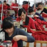 Kinesiske arbejdere.