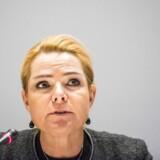 Socialdemokratiet og Dansk Folkeparti mener, at det går for langsomt med at få udvist kriminelle udlændinge. (Foto: Ólafur Steinar Gestsson/Scanpix 2017)