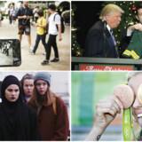 Pokémon Go, Pernille Blume, »Skam« og Trump når alle ind på top 10.