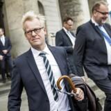 Carl Holst vil gøre politisk comeback. (arkiv)