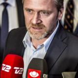 Arkivfoto. Det er vigtigt, at russerne kommer ind på det rette spor og ikke er en game spoiler, mener Anders Samuelsen.