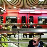 ARKIVFOTO: Nørreport station