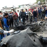 Ramadanen er ofte præget af en stigning i volden i Irak (arkivfoto). Scanpix/Sabah Arar