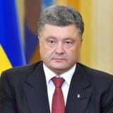 Arkivfoto. At Saakasjvili nu er tilbage på ukrainsk jord kan ifølge nyhedsbureauet AP blive et problem både for ham selv og for landets præsident, Petro Porosjenko.