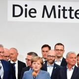 Det tyske valg vil næppe have enorme og uforudsigelige indvirkninger på finansmarkedet, forudsiger danske økonomer.