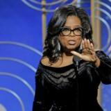 Oprah Winfrey vandt mandag morgen dansk tid en hæderspris ved Golden Globe uddelingen - og siden har amerikanerne talt om hende som præsidentkandidat i 2020.