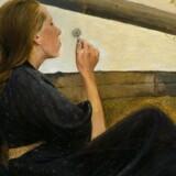 L.A. Ring: »I juni måned« (1899).
