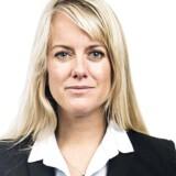 Pernille Vermund Pernille Vermund, formand for partiet Nye Borgerlige.