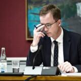 Otte anklager er hovedårsagen til, at Esben Lunde Larsen ikke længere er minister for fiskeri.
