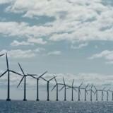 Arkivfoto: Lave oliepriser har været medvirkende til, at offshore vindenergi havde den største omsætning i 2015.
