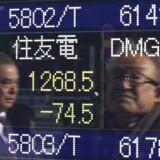 Økonomerne havde ifølge Bloomberg News ventet et fald i oktober på 8,5 pct.