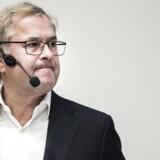 »«Søren Skou har opløftende forventninger til 2018 og 2019.