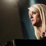 Nye Borgerlige holder årsmøde i Vejle lørdag d. 14. oktober 2017 Pernille Vermund på talerstolen..