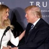 Kan Trump hold familie-imperiet og Det Hvide Hus adskilt. Næppe.