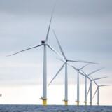 Arkivfoto. Regeringen indgår smal aftale med DF om støtte til vedvarende energi i 2018-2019. Sol og vind skal konkurrere.