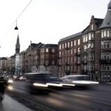 H. C. Andersens Boulevard har hidtil været kendt som en stor miljøsynder. Nu kan op mod 1.066 andre steder i Region Hovedstaden også være på listen.