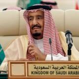 Kong Salman bin Abdulaziz, den nuværende leder af Saudi-Arabien. Den saudiske kronprins, 32-årige Muhammed bin Salman, vil tilsyneladende gøre op med den ekstreme udgave af islam, wahhabisme, der har gennemsyret landet i de sidste mange år..