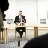 På Liberal Alliances hovedbestyrelsesmøde fredag vil der lyde et krav fra LAUs formand om, at Samuelsen trækker partiet ud af regeringen.