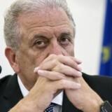 I en ny statusrapport over omfordelingen af flygtninge forlanger EU's migrationskommissær, Dimitris Avramopoulos, handling nu.