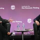 Janet Yellen og Christine Lagarde. Christine Lagarde, vil ikke udelukke muligheden af en ny finanskrise. Arkivfoto.
