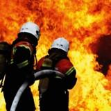 Antallet af omkomne ved brand var faldende i 2016, viser statistik fra Beredskabsstyrelsen. Free/Pressefoto, Falck