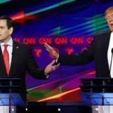 Flere af de andre republikanske kandidater går hårdt efter Trump.