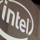Intel landede et bedre resultat i andet kvartal end ventet. Arkivfoto.