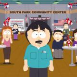 Rystende valgresultat i South Park - i nyeste afsnit af den samfundssatiriske serie.
