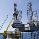 Præsident Donald Trumps administration har taget skridt til en kraftig forøgelse af olie- og gasboringer i havet (Foto: CLAUS FISKER/Scanpix 2017)