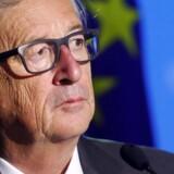 EU-Kommissionen vil næste år spille ud med forslag til nye regler, der skal sikre flere penge i skat fra internettets giganter, siger formanden, Jean-Claude Juncker. Reuters/Ints Kalnins