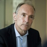 Tim Berners-Lee, som er kåret som en af de 100 mest betydningsfulde personer i det 20. århundrede for sin opfindelse af måden at binde Internettet sammen på, vil have kontrollen med egne data tilbage. Foto: Mads Joakim Rimer Rasmussen, Scanpix