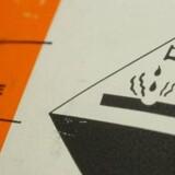 En ætsende væske - formentlig salpetersyre - blev torsdag aften brugt som våben ved røveri mod supermarked. Free/Colourbox