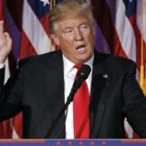 USA's nye præsident, Donald Trump.