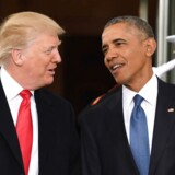 Donald Trump beskylder i et tweet den tidligere præsident Barack Obama for at have aflyttet hans telefon op til valget i USA