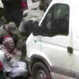 Salah Abdeslam blev arresteret for nylig i en forstad til Bruxelles.