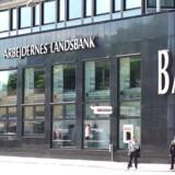 Arbejdernes Landsbank. Arkivfoto.