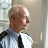 Rigspolitichef Jens Henrik Højbjerg fortæller, at politiet stadig vil være massivt tilstede på Nørrebro.
