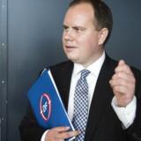 Martin Henriksen fra Dansk Folkeparti.