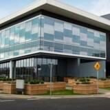 Microsoft nægter fortsat at udlevere personlige data, som en e-mailbruger har liggende i gigantens datacenter her i Dublin i Irland. EU-Kommissionen går nu ind i sagen, som den amerikanske højesteret skal behandle. Arkivfoto: Microsoft