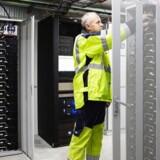 Det 3,5 ton tunge li-ion batteri står i et parkeringshus i Nordhavn og vil gøre elforsyningen i det nye kvarter mere fleksibel og tidssvarende.