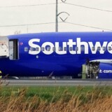 Der var i alt 149 passagerer ombord på Southwest Airlines Flight 1380 fra New York mod Dallas.
