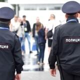 Arkivfoto. En tidligere politimand, der allerede er idømt livsvarigt fængsel for 22 drab, dræbte angiveligt 81.
