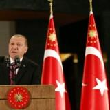 Arkiv: Den tyrkiske regering fortsætter bevægelsen væk fra sekularitet og mod religiøsitet. Nu vil de tyrkiske skoler ikke længere undervise i evolution.